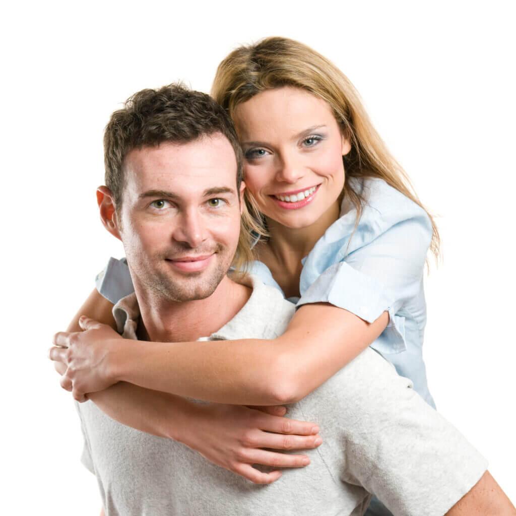 Kærlighed blandt mand og kvinde