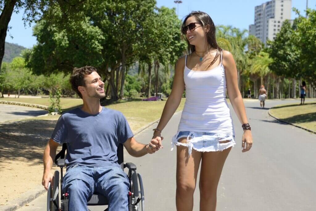 Handicap dating