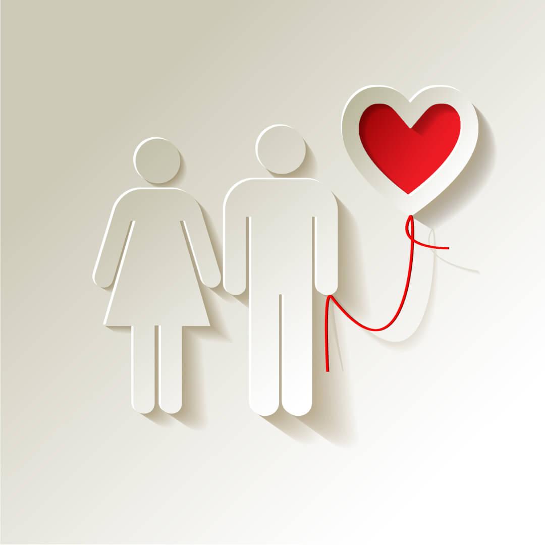 Kærlighed for to