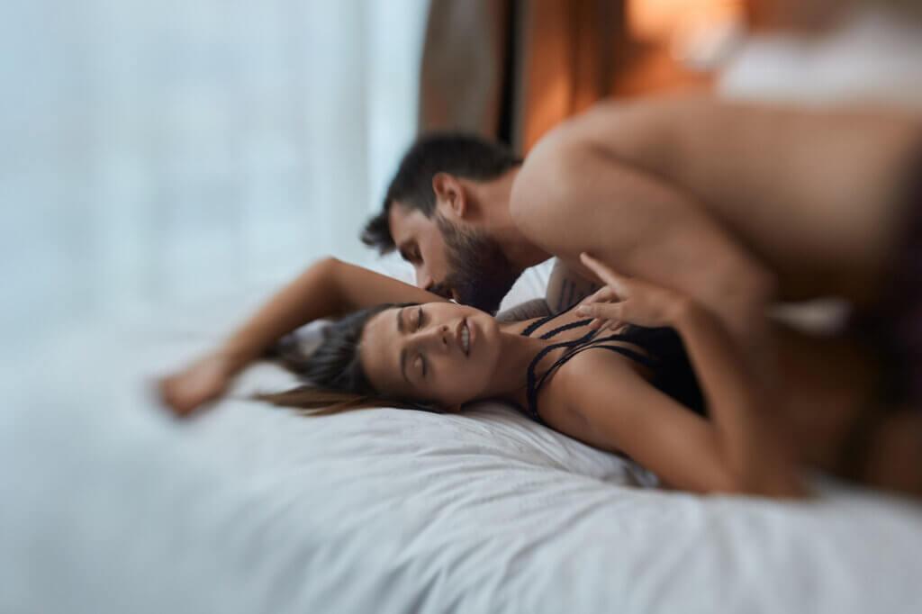 Seksuelt øjeblik