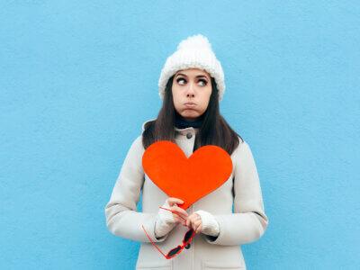 Kvinde søger kærlighed