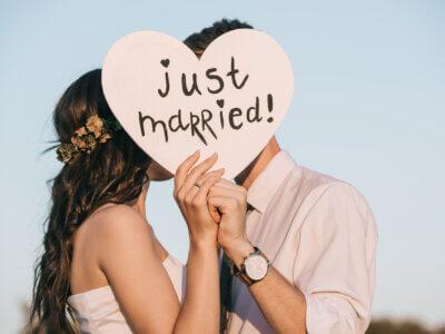 Gift mand og kvinde