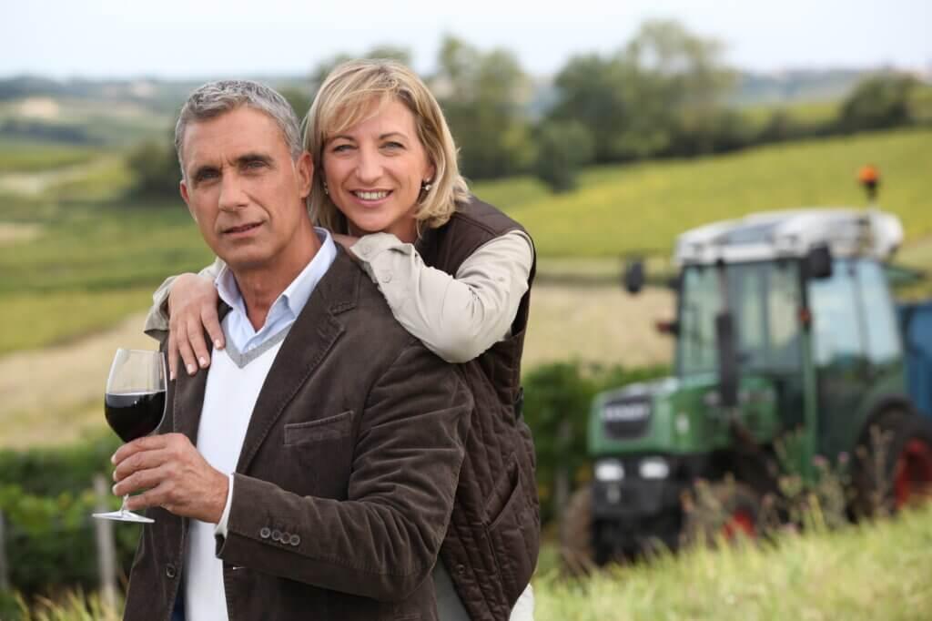 Par på landet