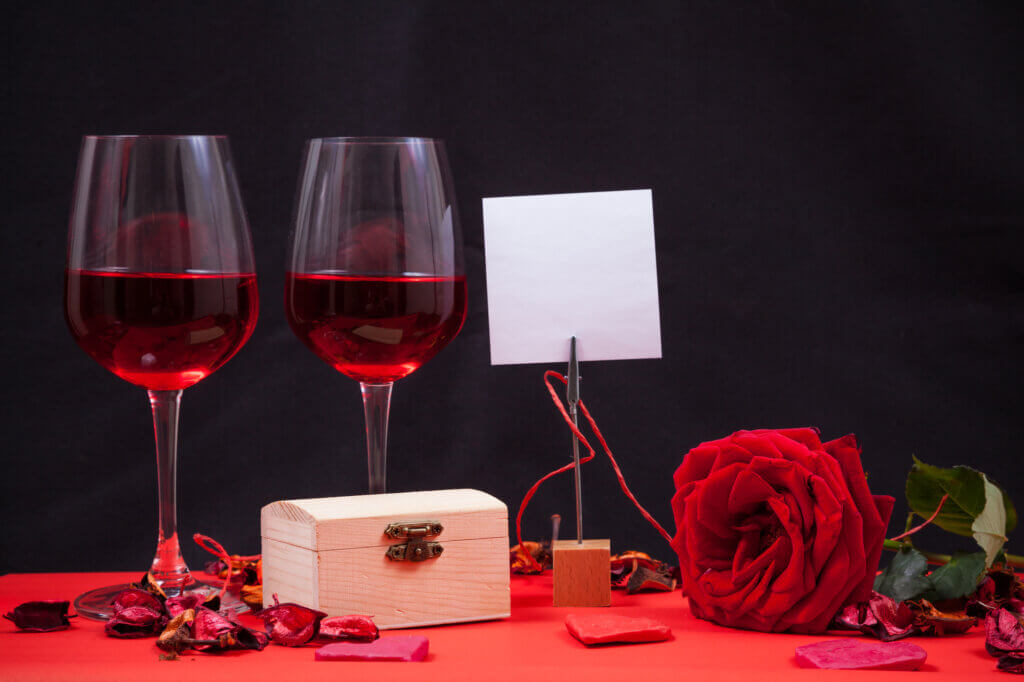 Romantisk date